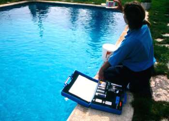 Water Analysis and chemical recommendation service