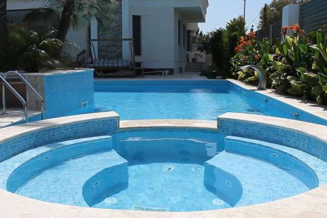 Pekcan pool; Skinner and Jacuzzi application