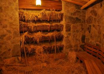 Hay Therapy Room