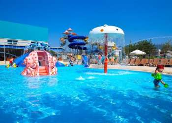 Children's and animation pool